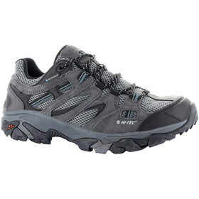 Hi-Tec Ravus Vent Low WP Shoes Men Charcoal/Cool Grey/Black